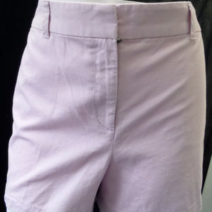 LILAC LIGHT PINK CASUAL ORIGINAL FIT SHORTS SZ: 16